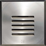 Hunza Lighting SLLUSQ Step Light Square Louver