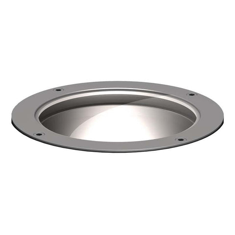 Lumiere Boca 696 8W LED Surface Mount Round Trim Inground Light 120V