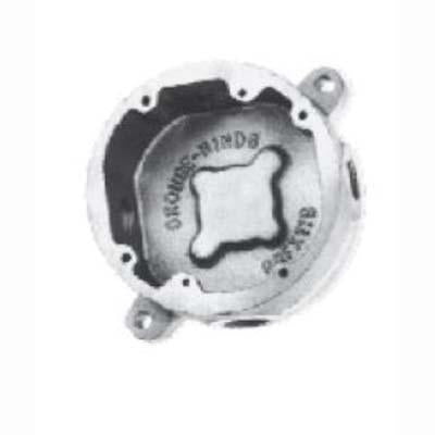 Lumiere MB4 Round Junction Box for Ground Mount
