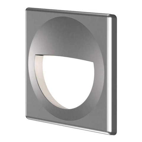Lumiere Rio 1237E-SQ 12W LED Square Eyelid Fascia Step Light