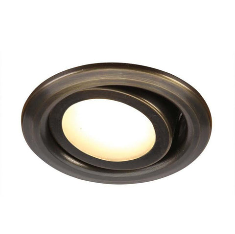 SPJ Lighting FBRC-4 8W LED Recessed Light 12V