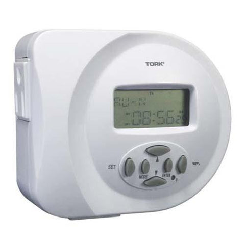 SPJ Lighting SPJ-457Z Digital Astronomic Timer