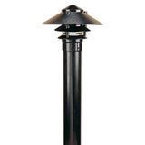 SPJ Lighting SPJ12-07 4W LED Bollard (Head Only) 120V or 277V