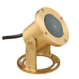 SPJ Lighting SPJ13-14 8W LED Brass Underwater Light 12V