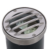 SPJ Lighting SPJ13-25-12W LED Well Light with Grate 12V