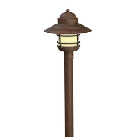 SPJ Lighting SPJ160-M-4 6W LED 4Inch Diameter Post Bollard