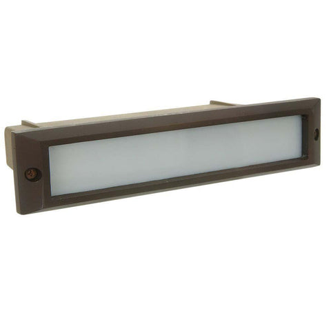 SPJ Lighting SPJ17-09OW 2W LED Cast Brass Recessed Light