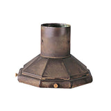 SPJ Lighting SPJ26-09 Octagon Post Fitter