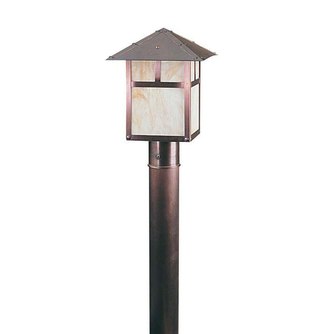 SPJ Lighting SPJ28-01C 11-1/4 InchPitched Post Lantern 120V