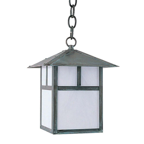 SPJ Lighting SPJ40-02D 12-3/4 Inch Pendant Mount Lantern 120V