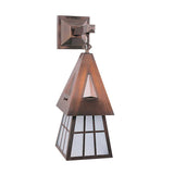 SPJ Lighting SPJ41-02B 22 Inch Wall Arm (Straight) 120V Lantern