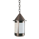 SPJ Lighting SPJ41-05C 15 Inch Pendant Mount Lantern 120V