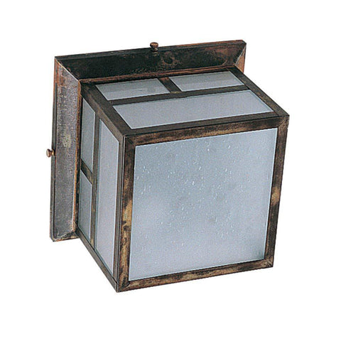 SPJ Lighting SPJ42-05B 7-1/2 Inch Ceiling Mount Lantern 120V