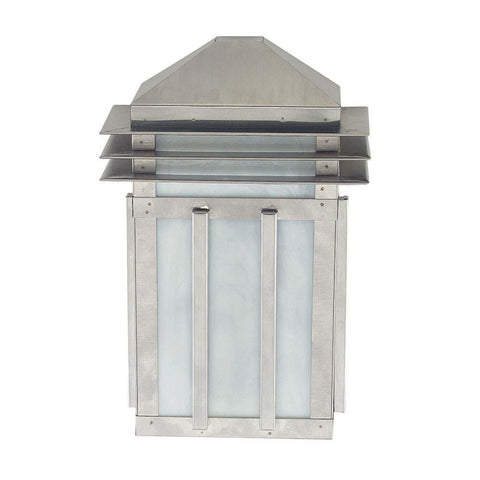 SPJ Lighting SPJ43-01A Flush Mount Lantern 120V or 12V