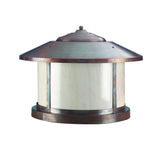 SPJ Lighting SPJ43-05A-12 Round Column Mount 12V