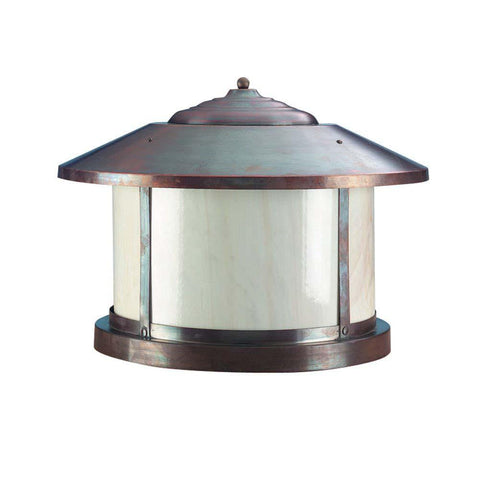 SPJ Lighting SPJ43-05B-120 20 Inch Dia Round Column Mount 120V