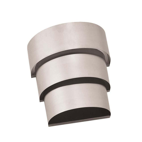 SPJ Lighting SPJ601-B-WET Wet Location Flush Mount Lantern - Brass/Stainles - Seginus Lighting