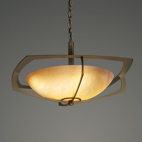 Synergy 0492-31-CH Indoor/Outdoor Chain Hung Pendant By Ultralights Lighting