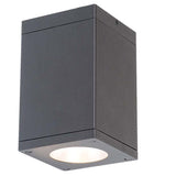 "WAC Lighting DC-CD05 Cube Architectural 5"" Ceiling Mount Additional Image 2"
