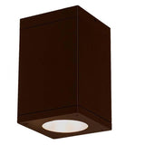 "WAC Lighting DC-CD06 Cube Architectural 6"" Ceiling Mount Additional Image 1"