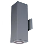 "WAC Lighting DC-WD06-U8 Cube Architectural 6"" Ultra Double Wall Mount Additional Image 1"