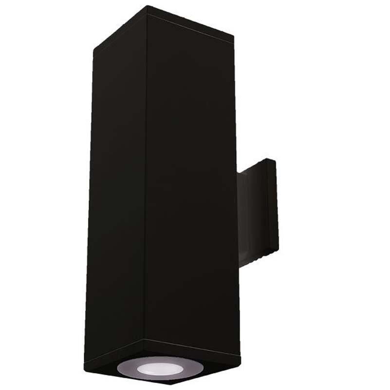 """WAC Lighting DC-WD06-U8 Cube Architectural 6"""" Ultra Double Wall Mount"""