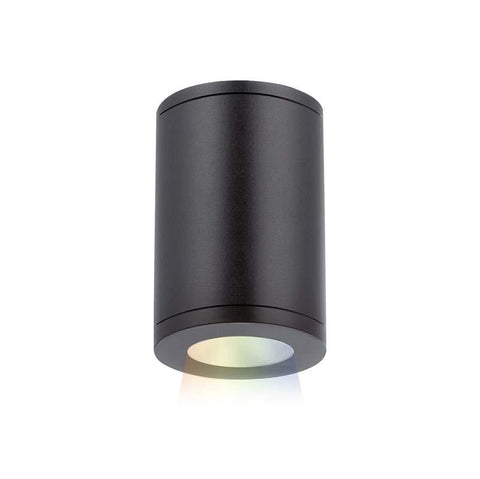 "WAC Lighting DS-CD05-F-CC Tube Architectural 5"" Color Changing Ceiling Mount"