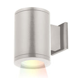 "WAC Lighting DS-WS05-CC Tube Architectural 5"" Color Changing Single Wall Mount Additional Image 2"