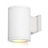 "WAC Lighting DS-WS05-CC Tube Architectural 5"" Color Changing Single Wall Mount Additional Image 3"
