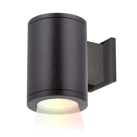 "WAC Lighting DS-WS05-CC Tube Architectural 5"" Color Changing Single Wall Mount"
