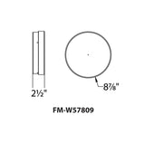 WAC Lighting FM-W578 Dot Ceiling Mount Additional Image 7