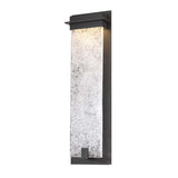 WAC Lighting WS-W417 Spa Outdoor Wall Sconce 3000K Additional Image 2