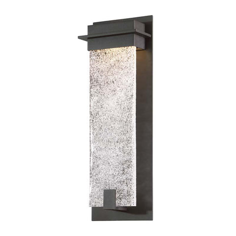 WAC Lighting WS-W417 Spa Outdoor Wall Sconce 3000K