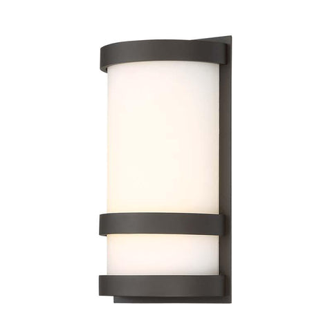 WAC Lighting WS-W526 Latitude Outdoor Wall Sconce 3000K