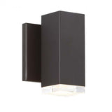 WAC Lighting WS-W6180 Block Outdoor Wall Sconce 3000K Additional Image 4