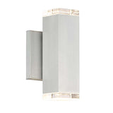 WAC Lighting WS-W6180 Block Outdoor Wall Sconce 3000K Additional Image 5