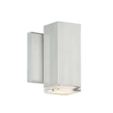 WAC Lighting WS-W6180 Block Outdoor Wall Sconce 3000K