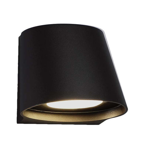 "WAC Lighting WS-W65607 Mod 6"" Outdoor Wall Sconce 3000K"