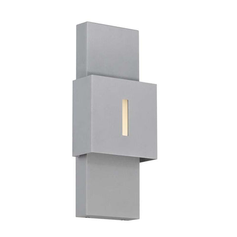 WAC Lighting WS-W669 Passage Outdoor Wall Sconce 3000K