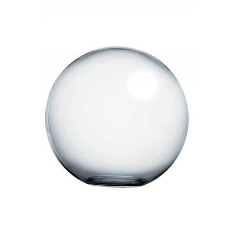 "Wave Lighting 1666 16"" Clear Outdoor Globe with 5.25"" Opening"
