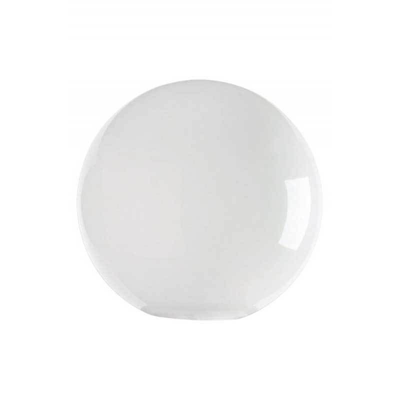 """Wave Lighting 1855 18"""" Opal Globe with 5.25"""" Opening Diffuser"""