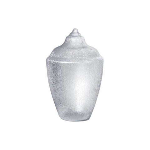 "Wave Lighting 2067 17"" Flame Tip with 5.25"" Opening Polycarbonate Outdoor Diffuser"