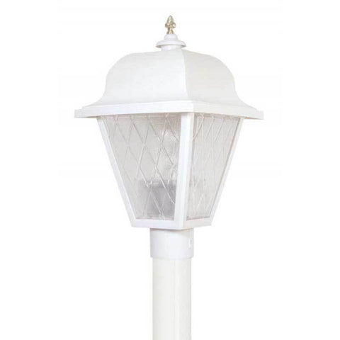 Wave Lighting 409 Saxony Outdoor Post Top