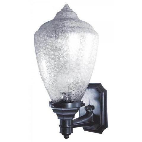 Wave Lighting S27SC Companion Size Flame Tip Outdoor Wall Mount