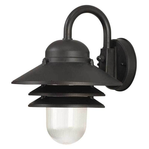 Wave Lighting S75V Nautical Outdoor Wall Mount with Photocell