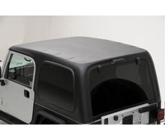 Smittybilt Hard Top 1 Piece W/O Upper Doors 97-06 Wrangler TJ Textured Black