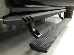 AMP Research 77151-01A - PowerStep XL™ Black Running Boards