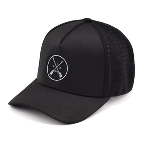 Black Arrow Flex-Fit Hat