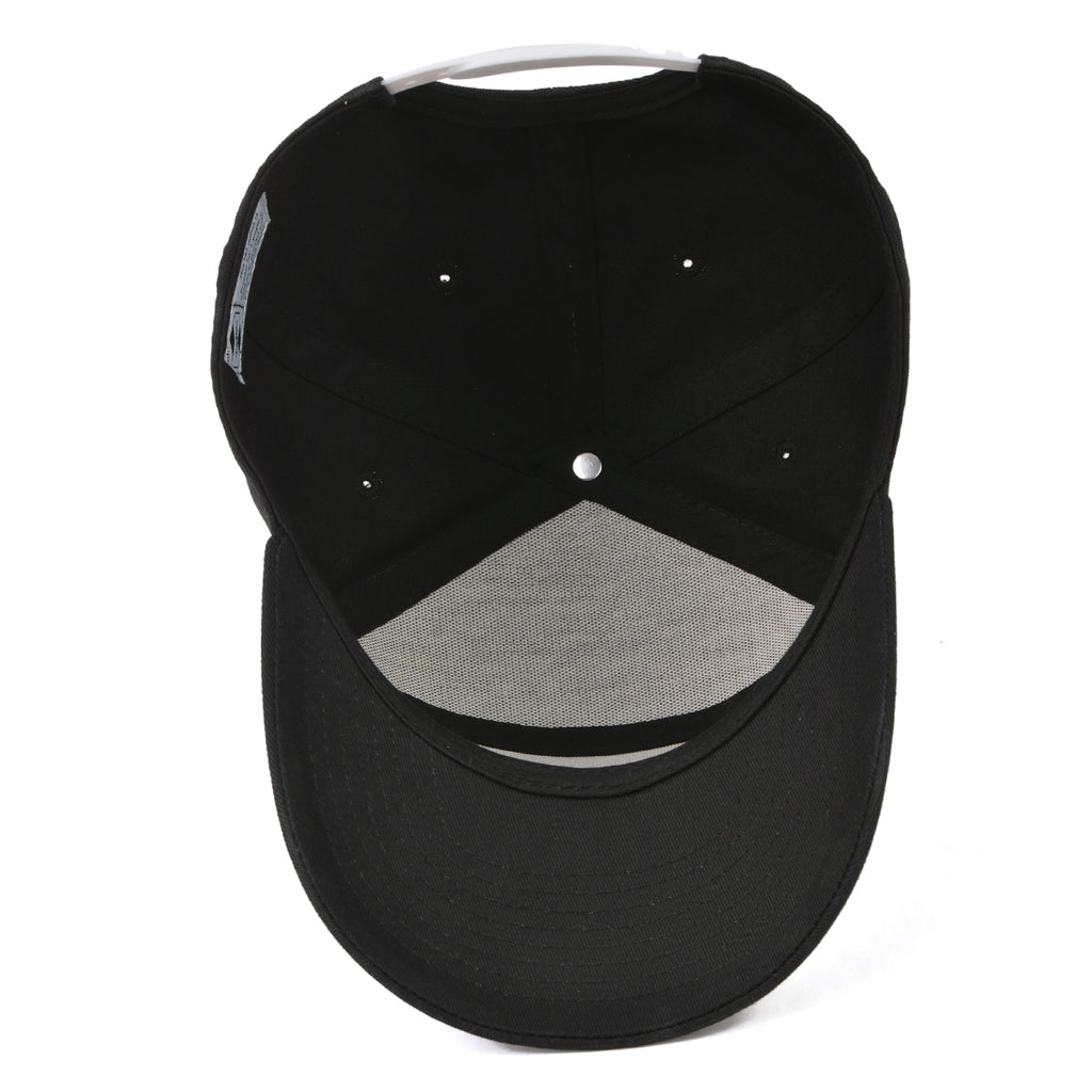 The Black Explorer Snapback