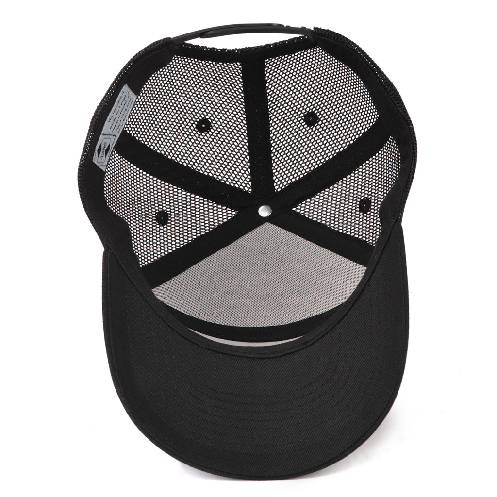 The Mesh Arrow Snapback